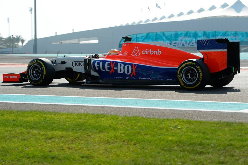 Three drivers to share second Manor seat