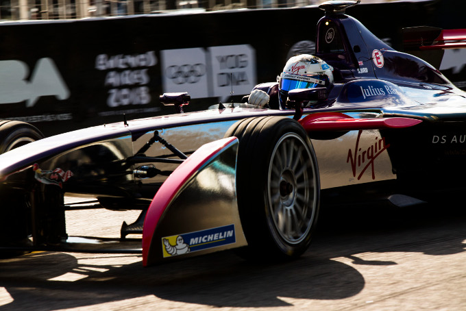Formula E: BA win for Sam Bird and DS Virgin