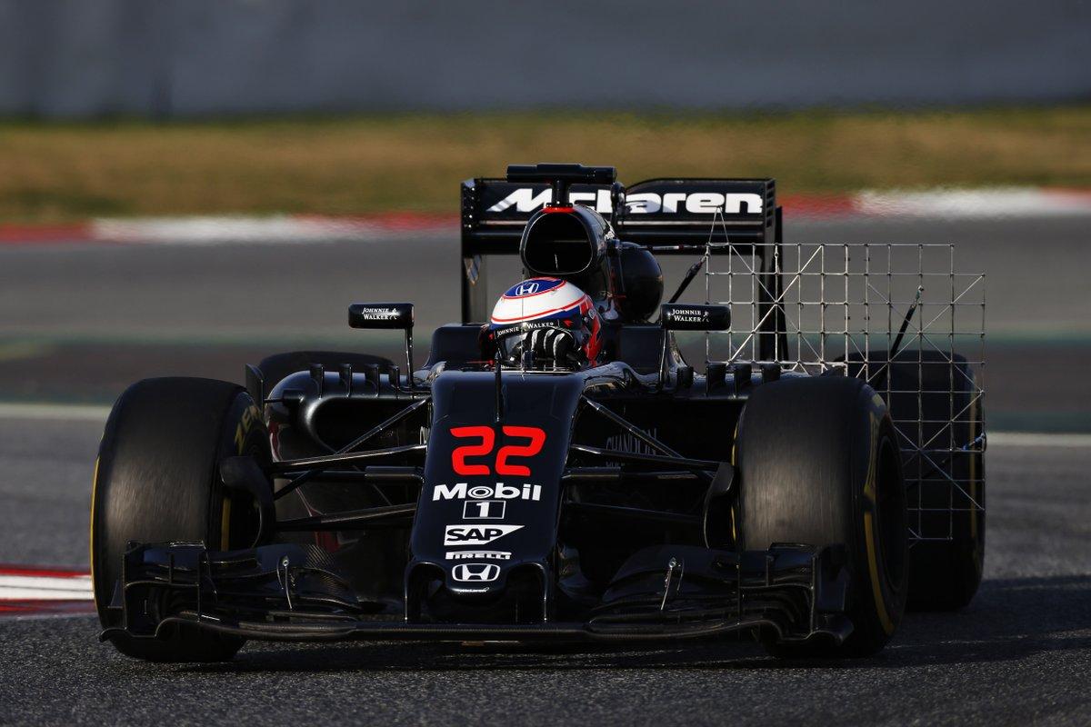 Tecnica McLaren: monkey seat