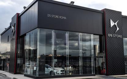Il DS Store sbarca a Roma