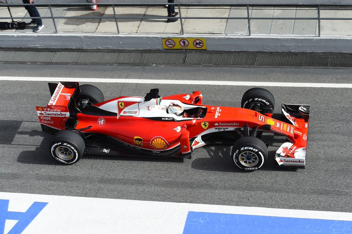Tecnica: Ferrari modifica parte centrale del diffusore