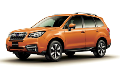 Top ASV+ per Subaru Forester