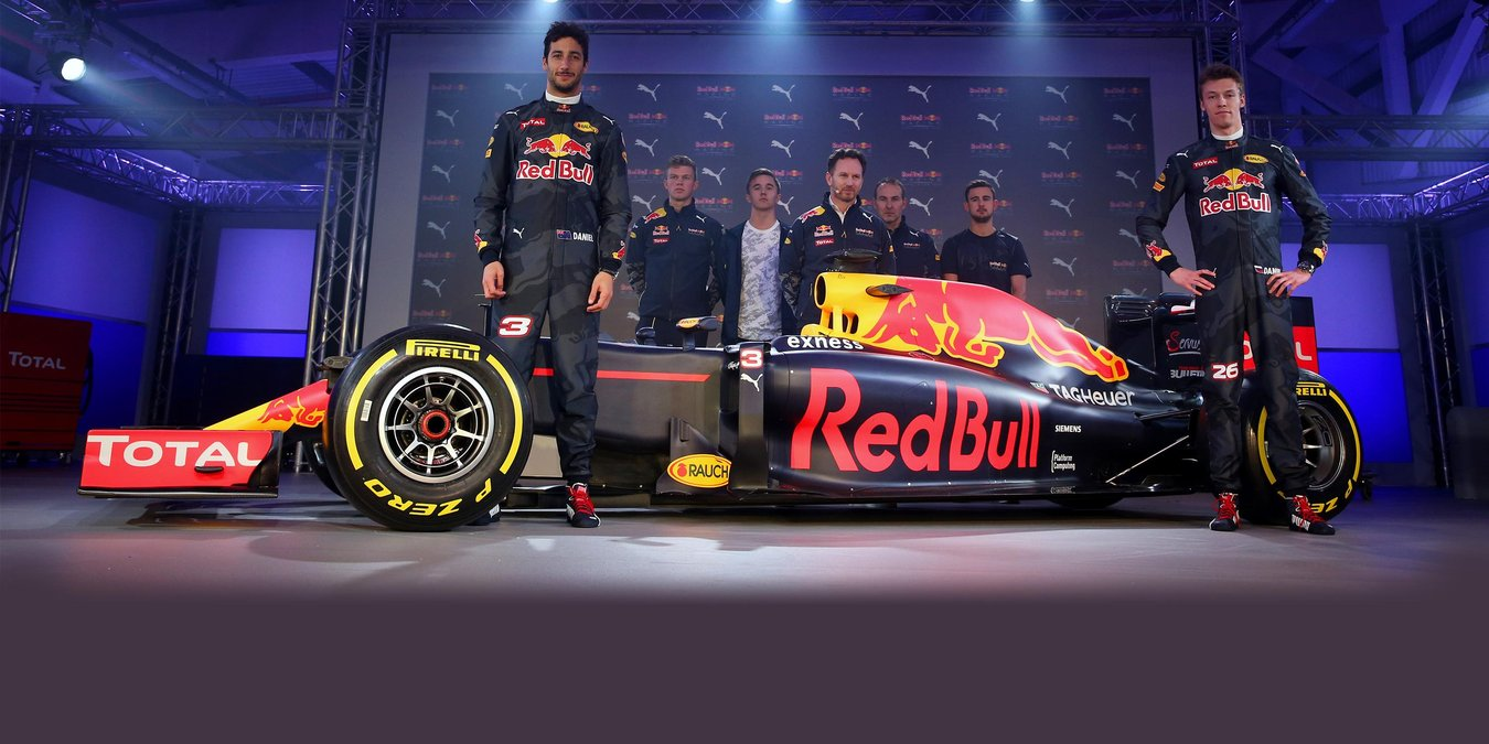 Red Bull Racing RB12