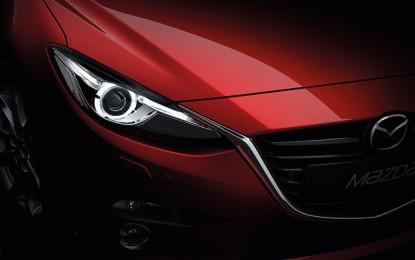 Mazda: crescita a 3 cifre a gennaio