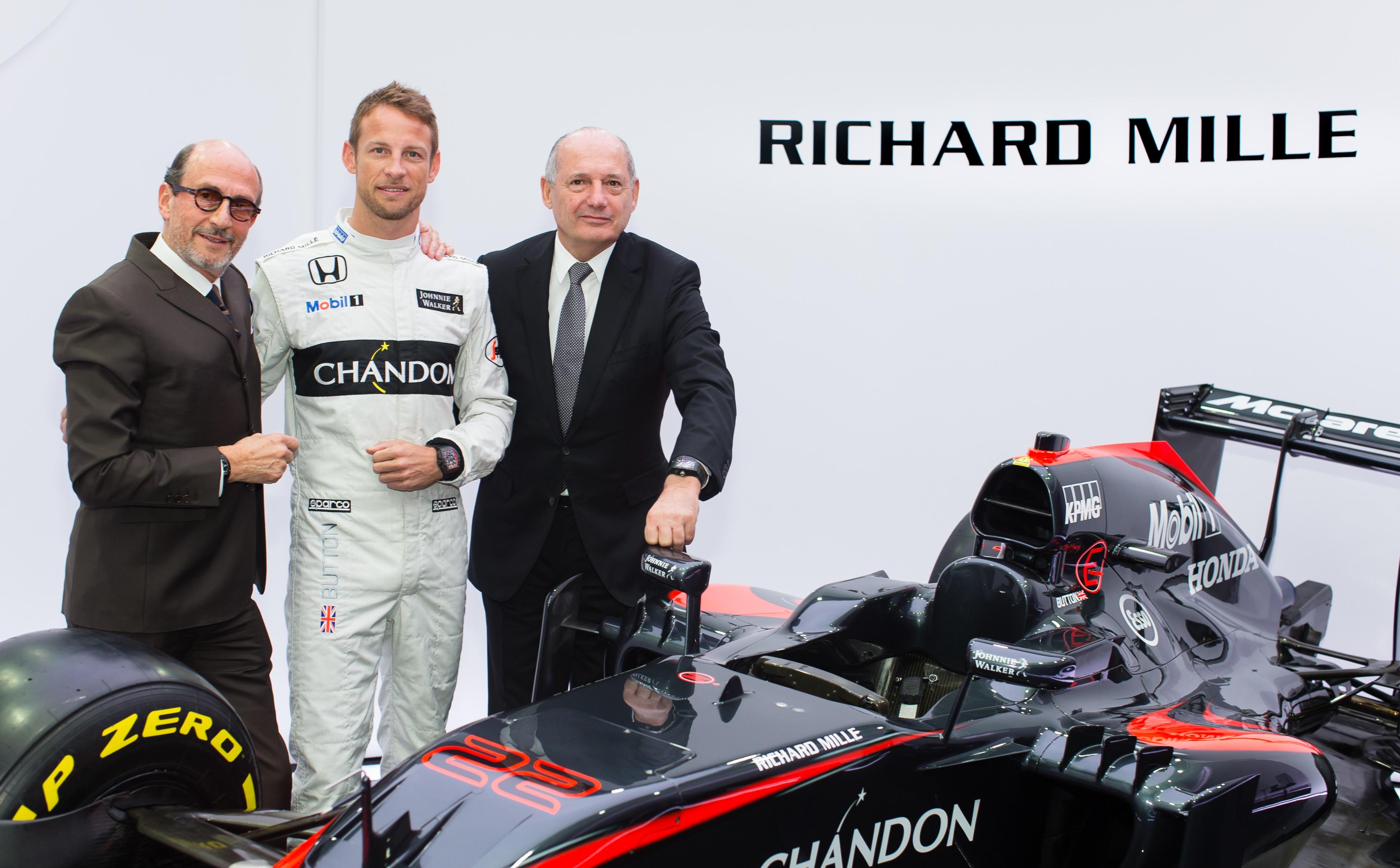 McLaren e Richard Mille: accordo per 10 anni