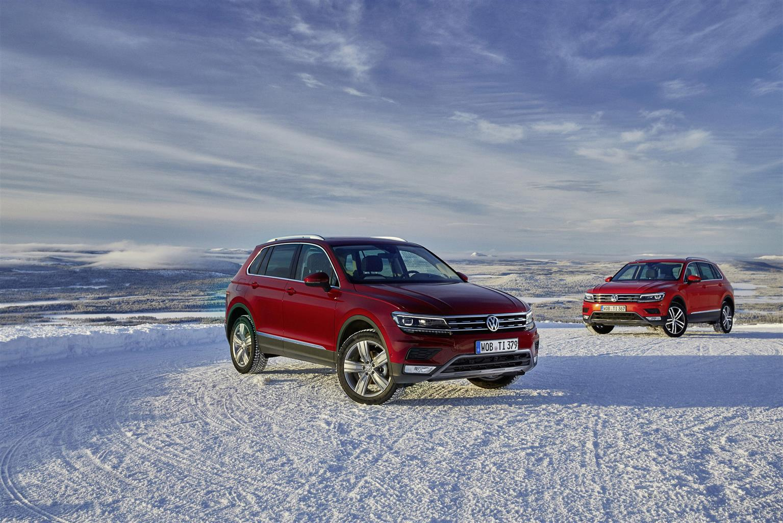 Nuova VW Tiguan: via alla prevendita