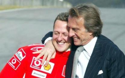 Montezemolo nega le voci su Schumacher