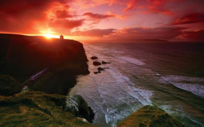 Irlanda: dieci tramonti per innamorarsi