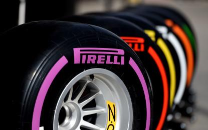 Pirelli: il punto sui primi test pre-stagione