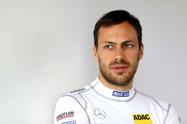 Gary Paffett Simulator Driver Williams