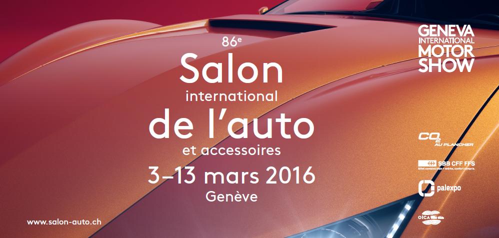 Salone di Ginevra: iniziato il countdown