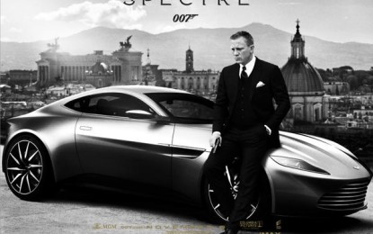 L'Aston Martin di 007 all'asta