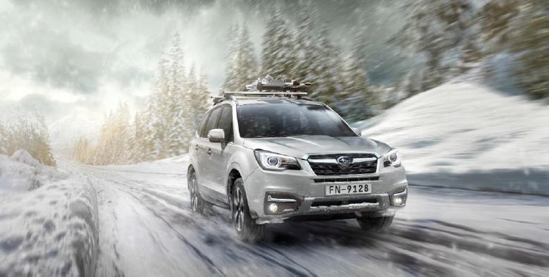 Subaru: una prima e il restyling MY16 di Forester