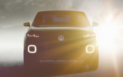 Volkswagen: concept che anticipa un piccolo SUV