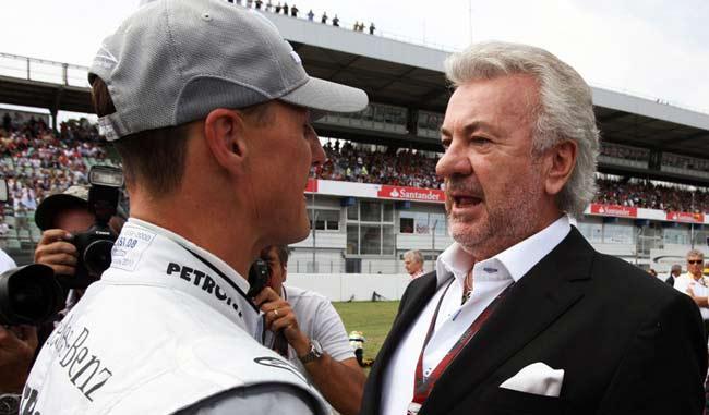 Weber: consigli alla famiglia Schumacher e deliri