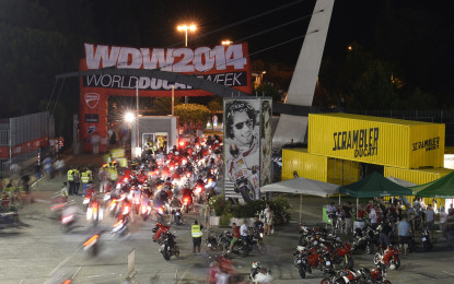 World Ducati Week: già disponibili i biglietti
