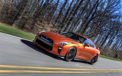 Nissan GT-R MY17: nuovo design, più potenza