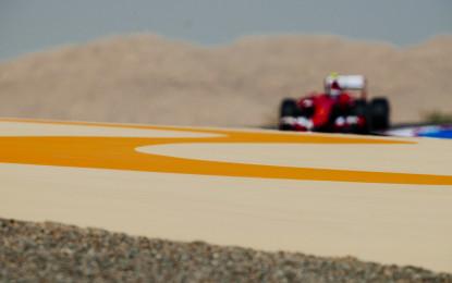 GP Bahrain: anteprima tecnica Ferrari