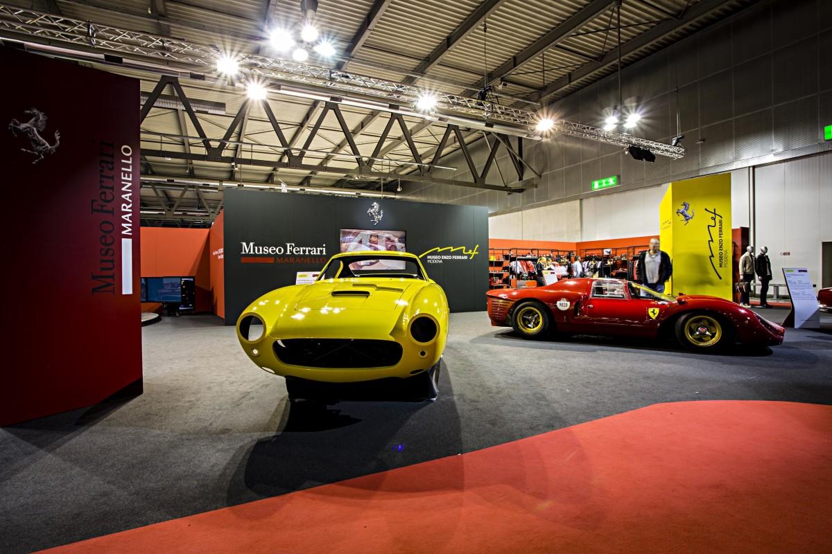 Ferrari ad AutoClassica 2016