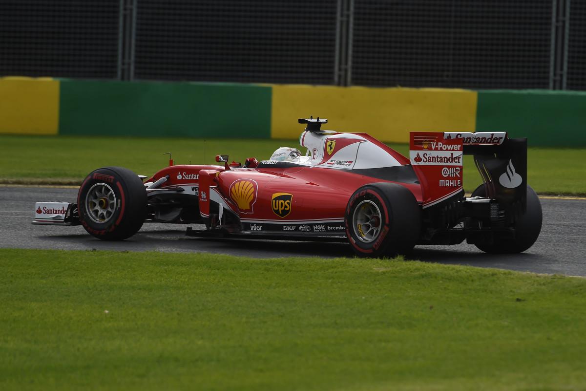 Australia: le due Ferrari in seconda fila