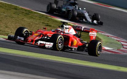 Ferrari: simulazione di GP e Kimi su Halo
