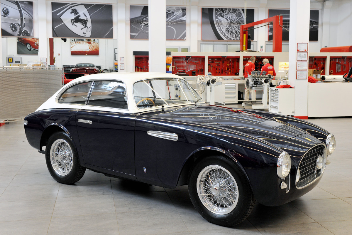 La Ferrari 225E come nuova!
