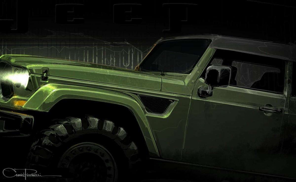 Jeep e Mopar per l'Easter Jeep Safari