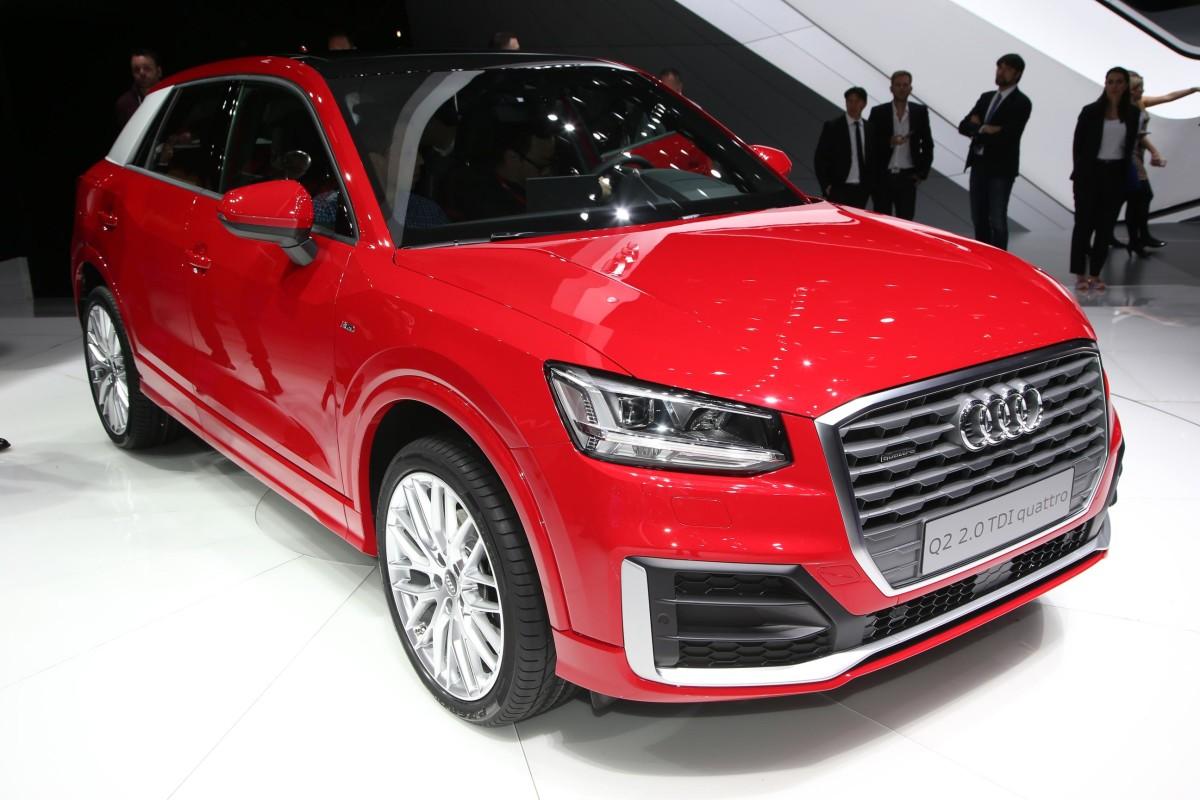 Audi Q2: sportività e funzionalità