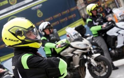 LS2 Helmets guarda oltre, con STROBE