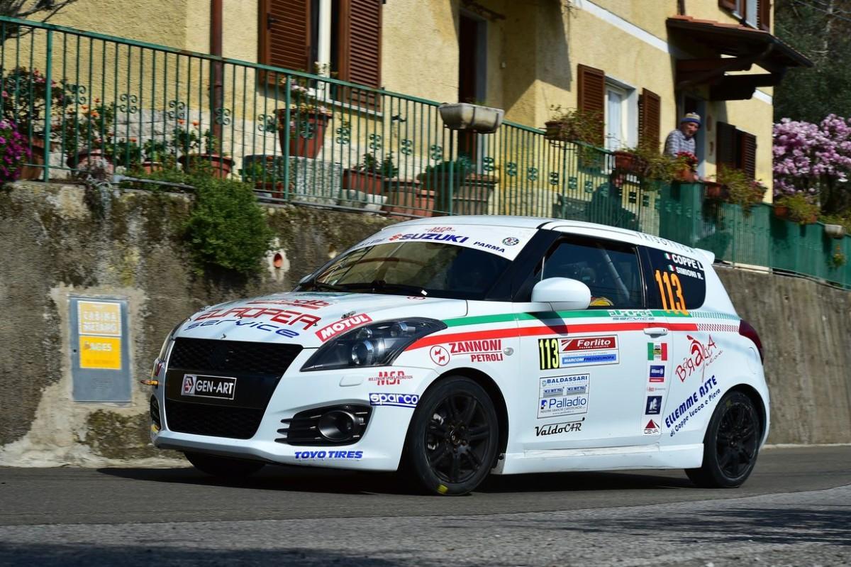 Suzuki Rally Trophy al Ciocco