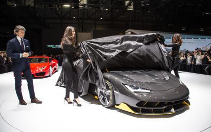 Lamborghini Centenario: sogno in edizione limitata
