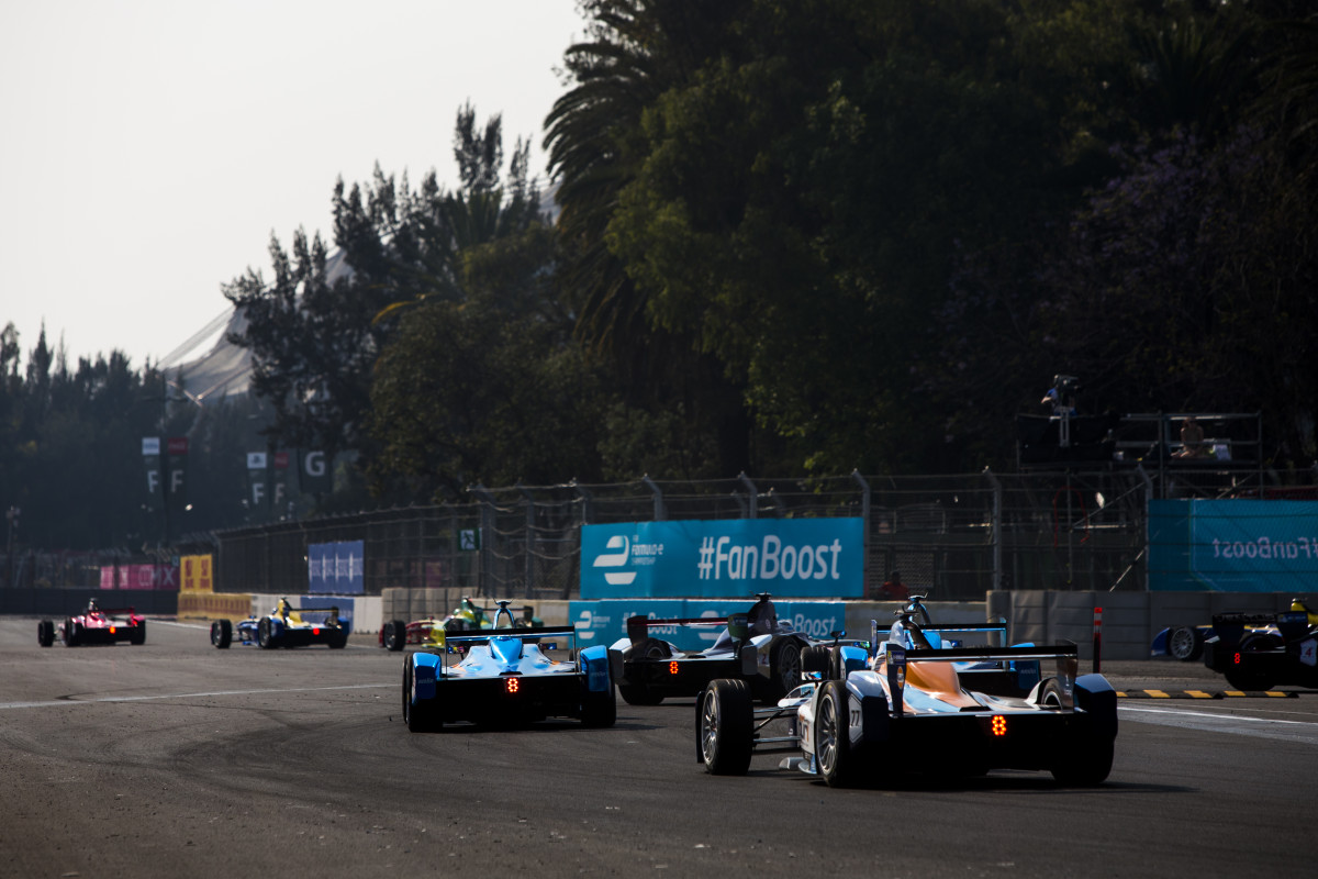 Formula E: 10 teams entered for the 2016-17 Championship