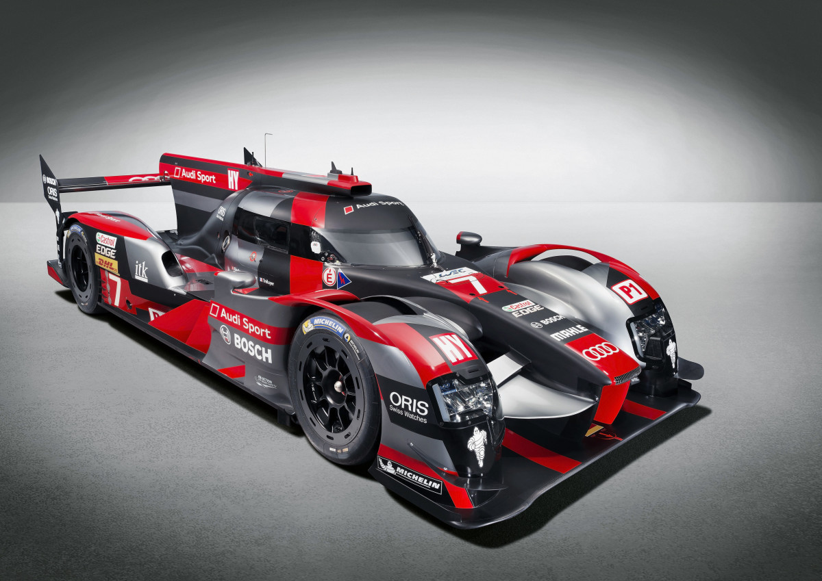 Audi reveals the new R18