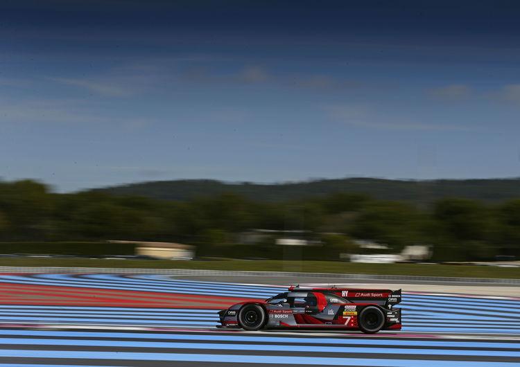 Audi al prologo FIA WEC