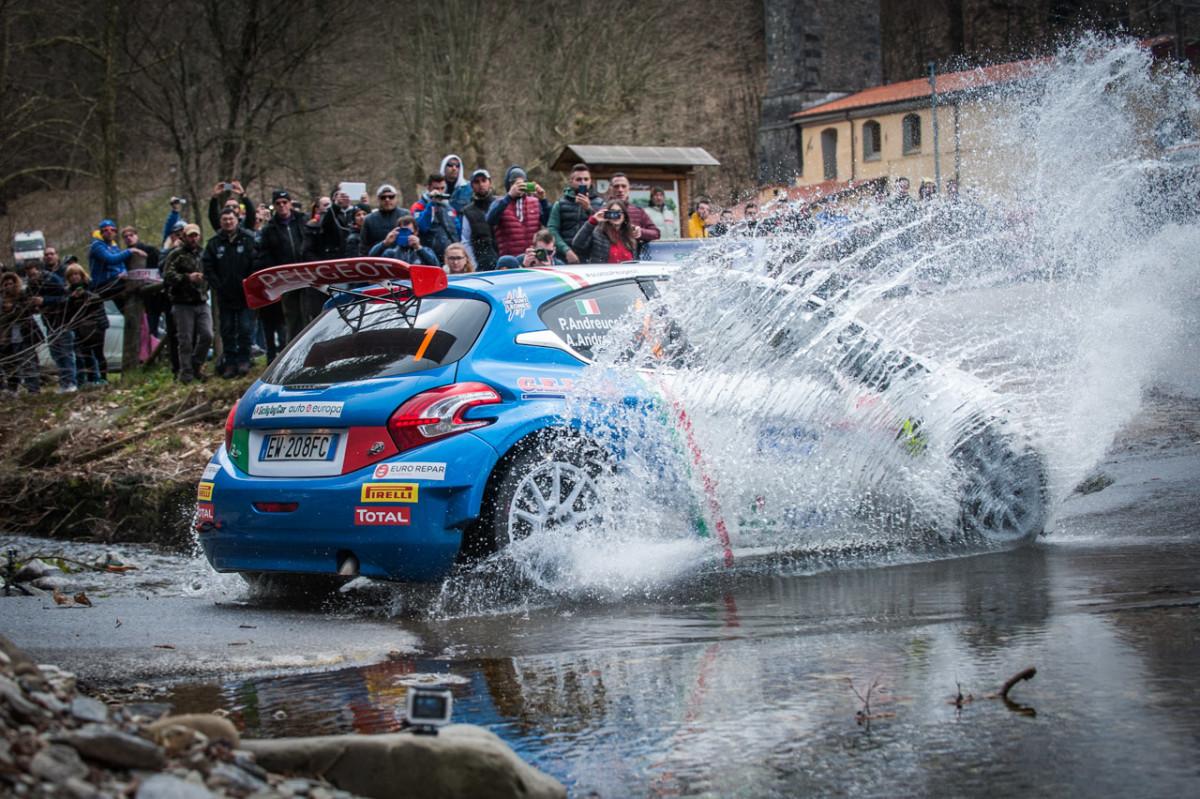 Peugeot vince di nuovo il Rally del Ciocco