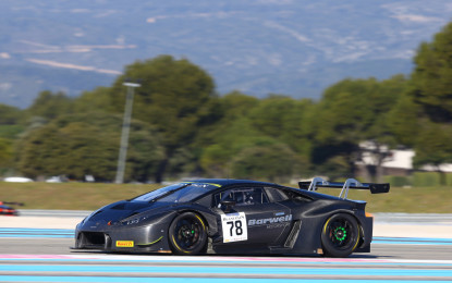 Lamborghini al top nei test al Paul Ricard