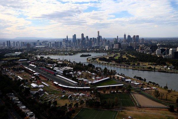 UBIMET prevede pioggia in qualifica a Melbourne