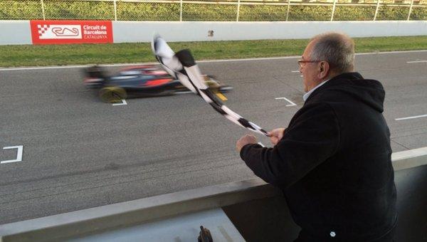 Minardi: il bilancio sui test di Barcellona