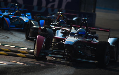 Formula E will not race in Moscow on June 4