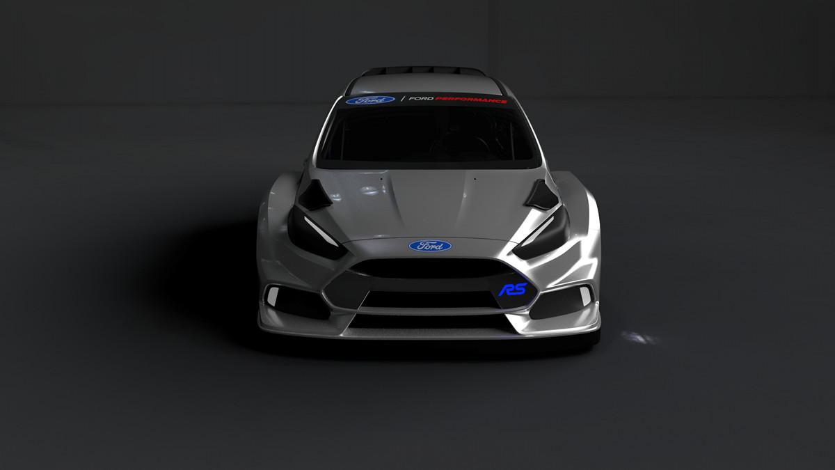 Focus RS nel FIA World Rallycross con Ken Block