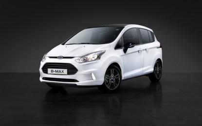 Ford lancia la B‑MAX Sport