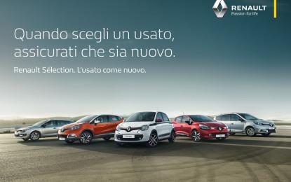 Renault Sélection: tre nuove offerte