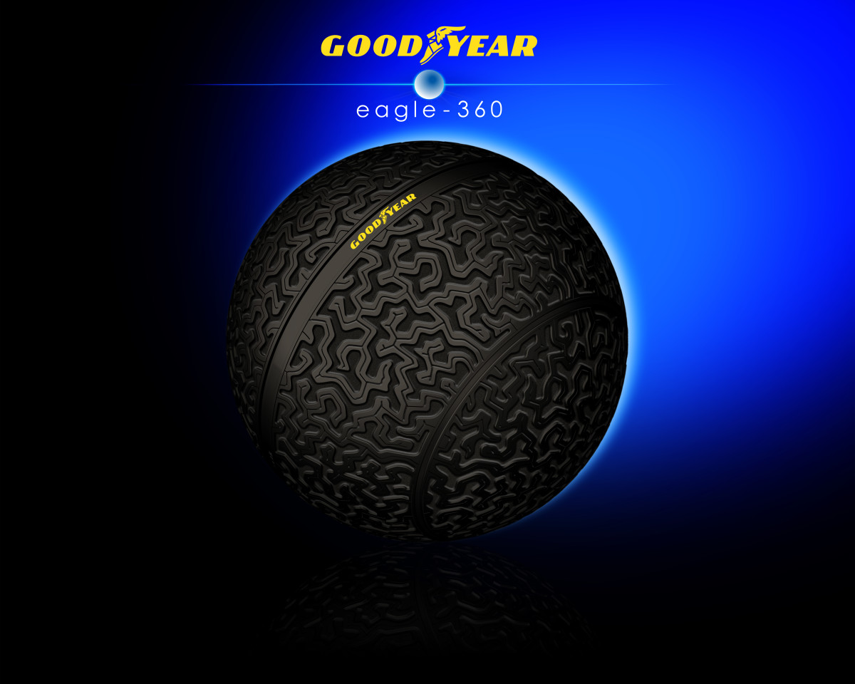 Goodyear concept Eagle-360