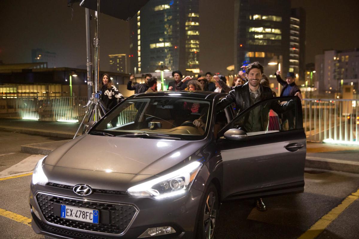 """Hyundai """"i20TalentShow"""""""