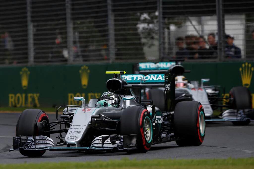 Australia: vince Rosberg. E Alonso è vivo!