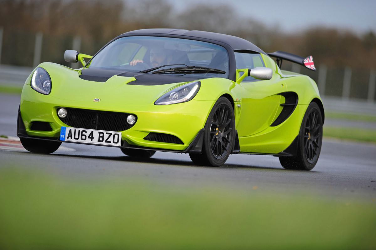 Lotus in mostra e in pista ad AutoClassica