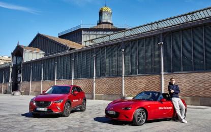 Mazda Drives: il sound di domani