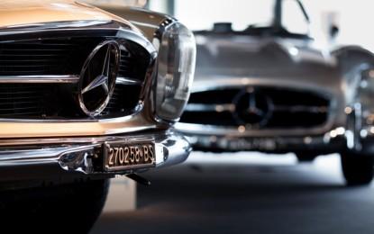 Mercedes-Benz Milano ad AutoClassica