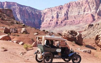 Il giro del mondo con la Ford Model T