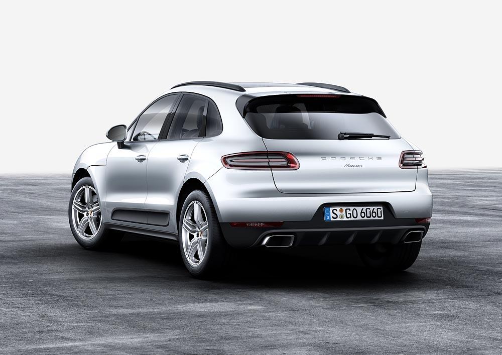 Porsche Macan: arriva l'entry level